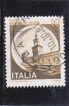 Sellos de Europa - Italia -  CASTELLO SFORZESCO-MILANO