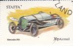 Sellos de Europa - Reino Unido -  COCHE DE EPOCA- MERCEDES 1914