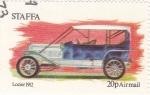 Sellos de Europa - Reino Unido -  COCHE DE EPOCA- LOZIER 1912