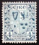 Sellos de Europa - Irlanda -