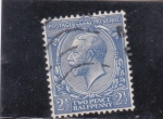 Stamps of the world : United Kingdom :  GEORGE V