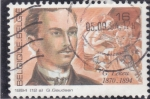 Stamps Belgium -  GUILLAUME LEKEU- compositor
