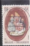 Stamps Belgium -  150 ANIVERSARIO DE LA ENSEÑANZA COMUNAL