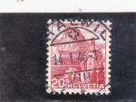 Stamps : Europe : Switzerland :  LAGO ALPINO