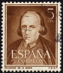 Stamps Spain -  COL-LITERATOS-CALDERÓN DE LA BARCA