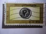 Sellos de Europa - Italia -  Scott/Italia: 2666 - Posta Prioritaria.