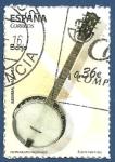 Stamps : Europe : Spain :  Edifil 4712 Banjo 0,36