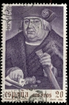 Stamps Spain -  ESPAÑA_SCOTT 2553,04 $0,2