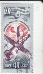 Stamps : Europe : Russia :  AERONAUTICA-SATÉLITE