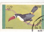 Stamps : Asia : Oman :  AVE- TUCAN