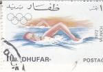 Sellos de Asia - Omán -  JUEGOS OLIMPICOS MUNICH-72