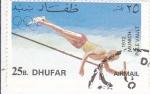 Stamps : Asia : Oman :  JUEGOS OLIMPICOS MUNICH-72