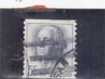 Stamps United States -  george washington