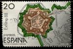 sellos de Europa - España -  ESPAÑA_SCOTT 2562,02 $0,25