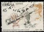 sellos de Europa - España -  ESPAÑA_SCOTT 2564,02 $0,2