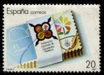 Stamps Spain -  ESPAÑA_SCOTT 2570,01 $0,2