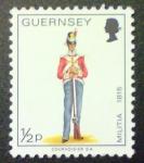 Sellos del Mundo : America : Guyana :  Es de Guernsey que no aparece como depencecia en la lista