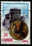 sellos de Europa - España -  ESPAÑA_SCOTT 2572,04 $0,2
