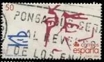 Sellos de Europa - España -  ESPAÑA_SCOTT 2578,02 $0,2