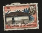 Stamps : America : Honduras :  Casa Luis Landa