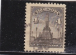 Stamps : Asia : Philippines :  monumento