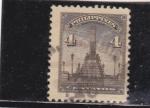 Sellos del Mundo : Asia : Filipinas : monumento