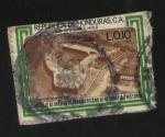 Sellos de America - Honduras -  Instituto Americano de Antropologia e Historia