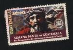 Stamps Guatemala -  Semana Santa Guatemala
