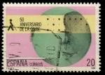 Stamps Spain -  ESPAÑA_SCOTT 2589,01 $0,2