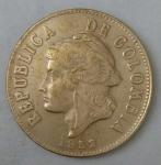 monedas de America - Colombia -  1952 venta