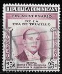 Sellos de America - Rep Dominicana -  República Dominicana-cambio