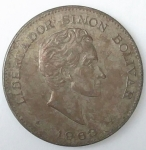monedas del Mundo : America : Colombia :  1963 venta