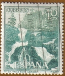 Stamps : Europe : Spain :  VALLE DEL BOMI - LERIDA