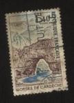 Sellos de Europa - Francia -  Gorges de C´ardeche