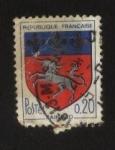 Stamps France -  Emblema