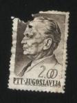 Stamps : Europe : Yugoslavia :  PTT. Jugoslavia