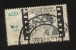 Stamps : America : Mexico :  Cincuentenario de Cine Sonoro