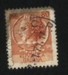 Stamps Italy -  Republica Italiana