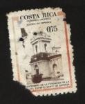 Sellos del Mundo : America : Costa_Rica : Iglesia Espansa