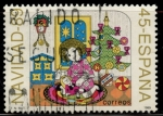 Stamps of the world : Spain :  ESPAÑA_SCOTT 2612,03 $0,2