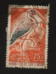 Stamps : Europe : France :  Cote D´ivoire