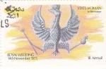 Stamps Oman -  Royal Wedding