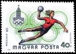 Sellos de Europa - Hungría -  Summer Olympic Games, 1980 Moscow (2)
