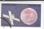 Stamps : Asia : Nagaland :  AERONAUTICA-SATELITE MARINER X