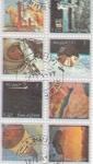 Stamps : America : United_Arab_Emirates :  HISTORIA DE LA AERONAUTICA