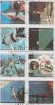 Stamps : Asia : United_Arab_Emirates :  HISTORIA DE LA AERONAUTICA