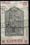 Stamps Spain -  ESPAÑA_SCOTT 2625f,03 $0,2