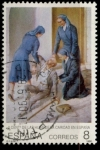 Stamps Spain -  ESPAÑA_SCOTT 2627,02 $0,2