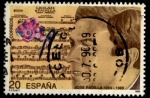 Stamps of the world : Spain :  ESPAÑA_SCOTT 2628,02 $0,2