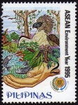 Stamps Philippines -  COL-ASEAN ENVIRONEMENT YEAR